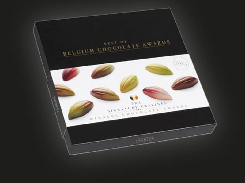 Lancering Chocolatebox – The best of Belgium Chocolate Awards